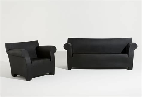 canapé kartell fauteuil blanc zinc kartell