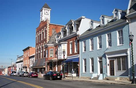 Williamsport, Maryland - Wikipedia