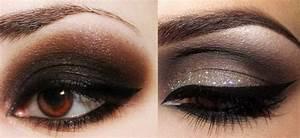 Astuce De Maquillage Pour Les Yeux Marrons : maquillage des yeux soir e maquillage des yeux ~ Melissatoandfro.com Idées de Décoration