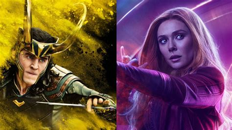 Loki Scarlet Witch And More To Get Marvel Tv Series On