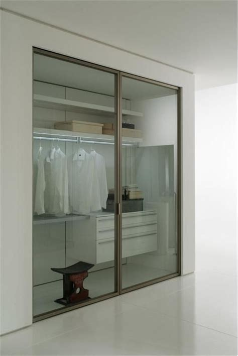 clear glass doors  closet google search library