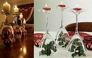 Kerzen Verzieren Weihnachten : bastelideen zu weihnachten dekorieren sie dezent ihr zuhause ~ Eleganceandgraceweddings.com Haus und Dekorationen
