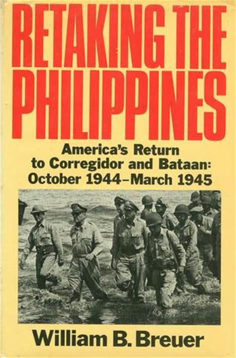 retaking  philippines americas return  corregidor