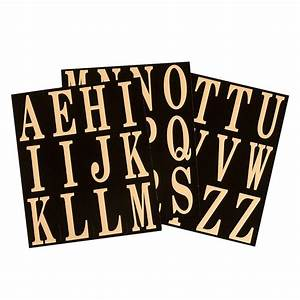 hy ko 2 invinyl letters set mm 13l the home depot With 2 vinyl letters