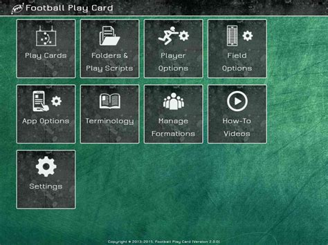 football play designer football play card instantly create and draw football