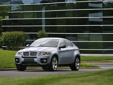 2018 Bmw X6 Activehybrid Exotic Car Pictures 18 Of 72