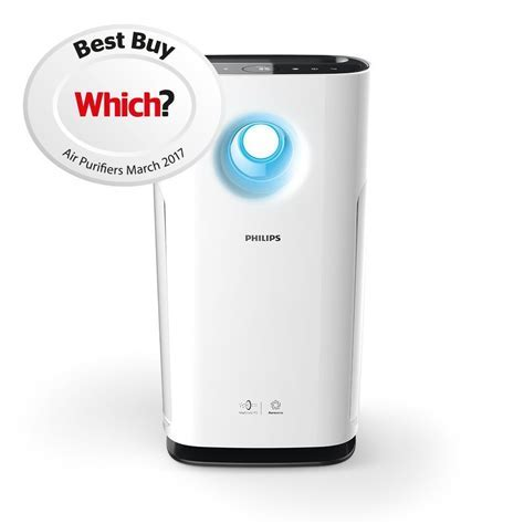 Philips Anti Allergen Air Purifier with NanoProtect S3