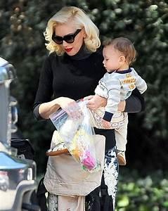 Apollo Rossdale Photos Photos - Gwen Stefani Takes Her ...