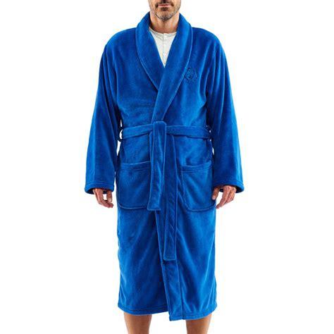arthur robe de chambre robe de chambre arthur en polaire bleu jean rue des hommes
