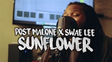 swae lee sunflower live post malone swae lee sunflower kid travis cover