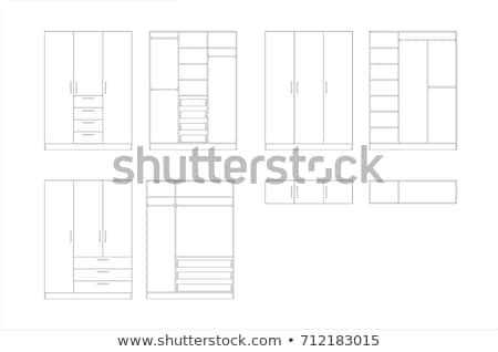 wardrobe sketch stock images royalty  images