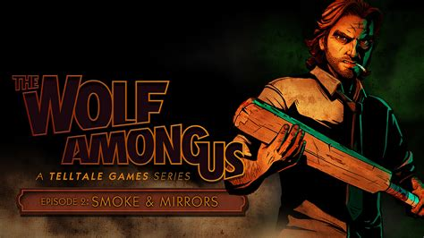 Bigby The Wolf Among Us Wallpaper by The Wolf Among Us Wallpaper 1 Wallpapersbq