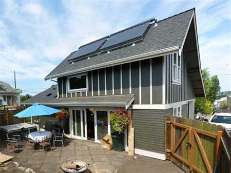 backyard cottage seattle south seattle backyard cottage nearing completion cast