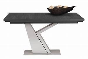 Table Sejour Design : table rectangulaire pied y tables de repas meubles gautier ~ Teatrodelosmanantiales.com Idées de Décoration