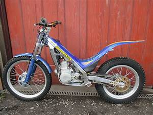 2003 Sherco 2 5t 250cc Trials Bike Motocycle Not Beta Or Gas Gas   Very Clean
