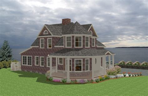 Small New England Style House Plans  Arts Within Great
