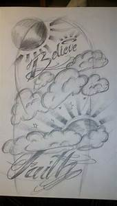 Half Sleeve Tattoo Sketch by Bothomas10.deviantart.com on ...
