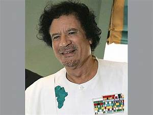 Revealed: Muammar Gaddafi's dirty, secret sexual ...