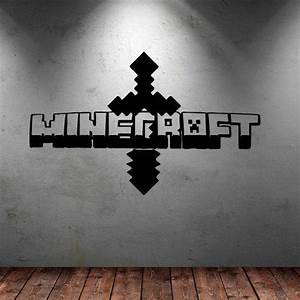 28 best cricut minecraft boys room decor images on With awesome minecraft vinyl wall decals