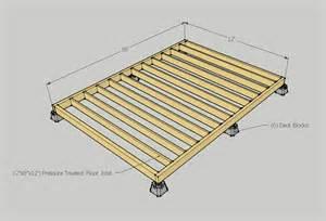 how to frame a floor small solar home subfloor framing