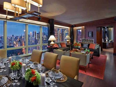 expensive hotel suites   york city