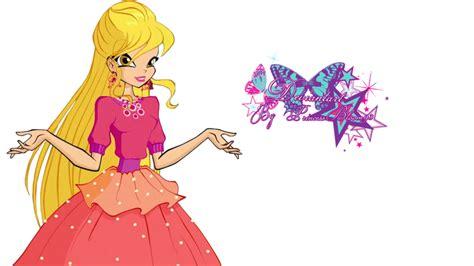 Winx Club Stella Glam Glitter