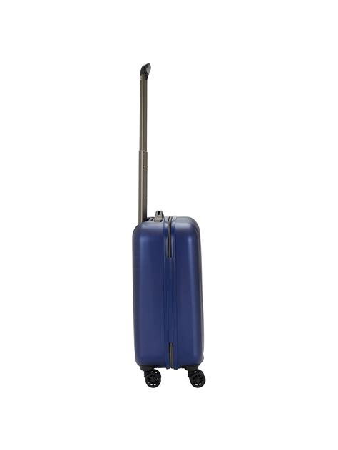 Lewis Cabin Luggage by Lewis Partners Munich 4 Wheel 55cm Cabin Suitcase