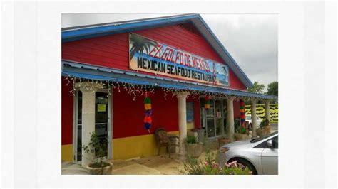 El Golfo De Mexico- Mexican Restaurant In San Marcos, Tx