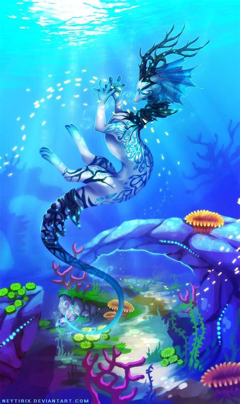 Under The Sea By Neytirix On Deviantart