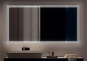 Beleuchtung Für Badspiegel : led bad spiegel badezimmerspiegel mit beleuchtung badspiegel wandspiegel marta ebay ~ Markanthonyermac.com Haus und Dekorationen