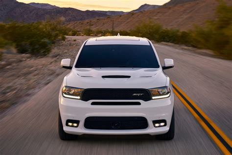 dodge durango srt   parents muscle wagon