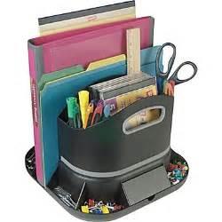 staples 14470 us spinworx rotating desk organizer staples 174