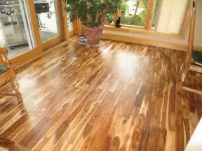 Engineered Hardwood Flooring Pros And Cons by Prefinished Solid Blonde Asian Walnut Acacia Wood Hardwood