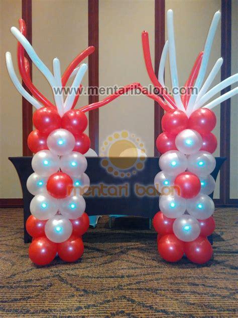 standing balon jasa dekorasi balon balon dekor mentari