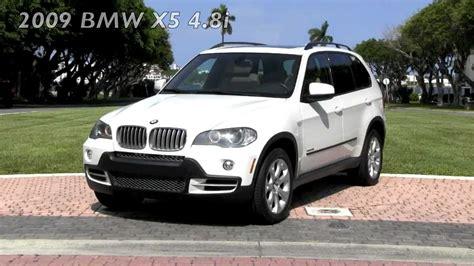 2009 Bmw X5 Xdrive 4.8i Alpine White Autos Of Palm Beach