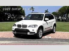 2009 BMW X5 xDrive 48i Alpine White Autos of Palm Beach