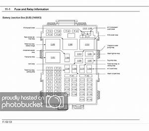 Ford F 150 Fuse Panel Diagram 2003