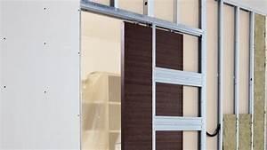 Porte Coulissante à Galandage : porte galandage lapeyre ~ Dailycaller-alerts.com Idées de Décoration