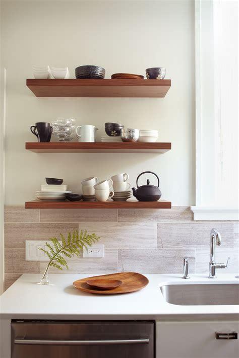 shelving ideas for kitchen diy kitchen wall shelves ideas