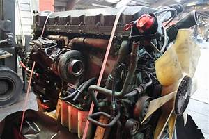 Volvo D13a Engine - Fm Series