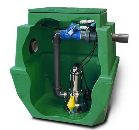micro station de relevage eaux usées doter la microstation d une pompe de relevage est ce