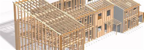 logiciel d architecture maison ossature bois