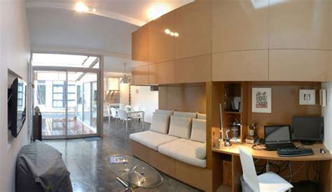 garage conversion to apartment converted parking garage home tiny house swoon