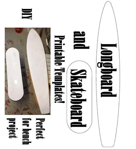Longboard Template Maker by Enchanting Longboard Templates Ornament Resume Ideas