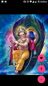 Lord Ganesha Wallpapers HD 4K - Android Apps on Google Play