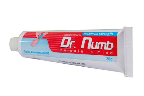 top numbing creams waxing tattoos hair removal