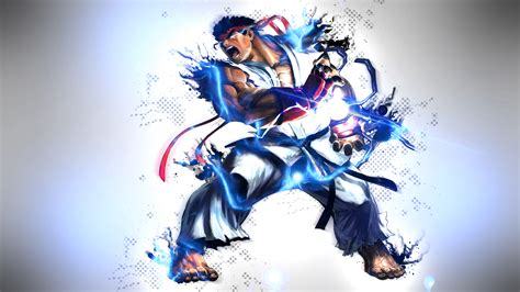 street fighter ryu wallpapers phone gamers wallpaper p
