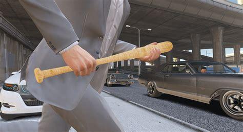 Wooden Baseball Bat [replace]