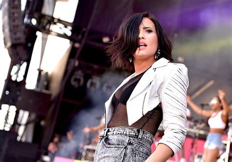 Demi Lovato Nude Photos Let It Go Singer Talks About