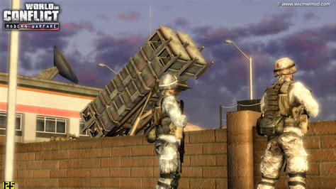 modern combat 2 mod wic modern warfare mod 2 screenshots image world in conflict mod db